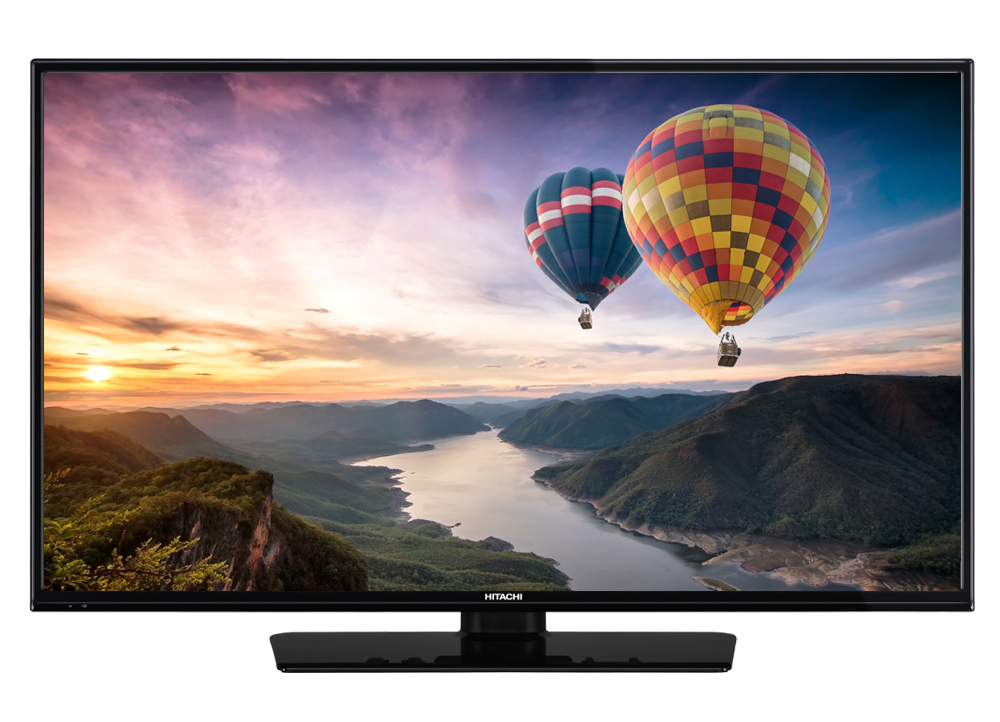 Hitachi Website | TV43″ B-Smart 43HB4T62