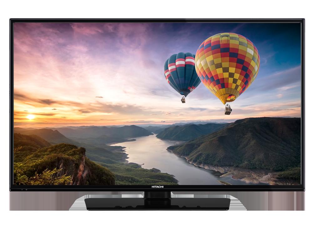 Hitachi Website | TV43″ B-Smart 43HB4T62