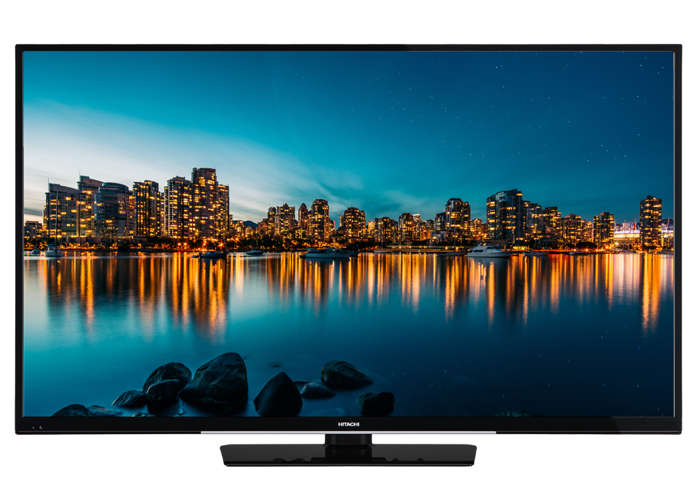 Hitachi Website | TV43″ K-Smart 43HK4W64