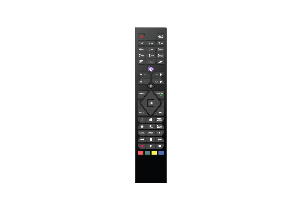 Hitachi Website | TV24″ B 24HB4T05